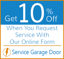 Get 10% Off When You Request Service With Our Online Form