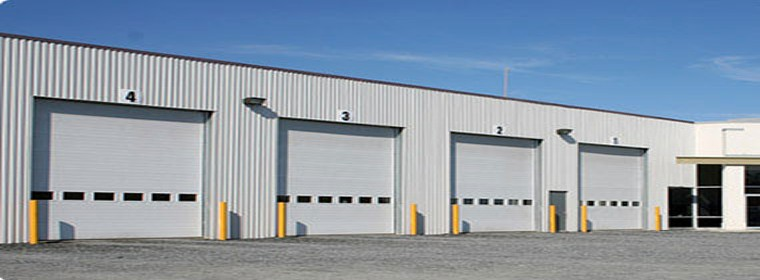 Triple Garage Doors